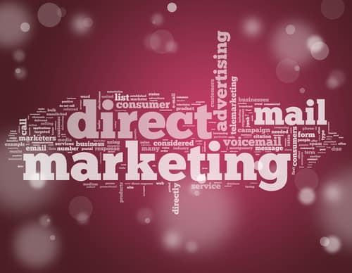 Direct Mail mktg