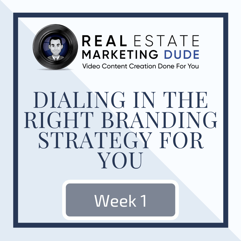 Step 1- Dialing In The Right Video Strategy For You