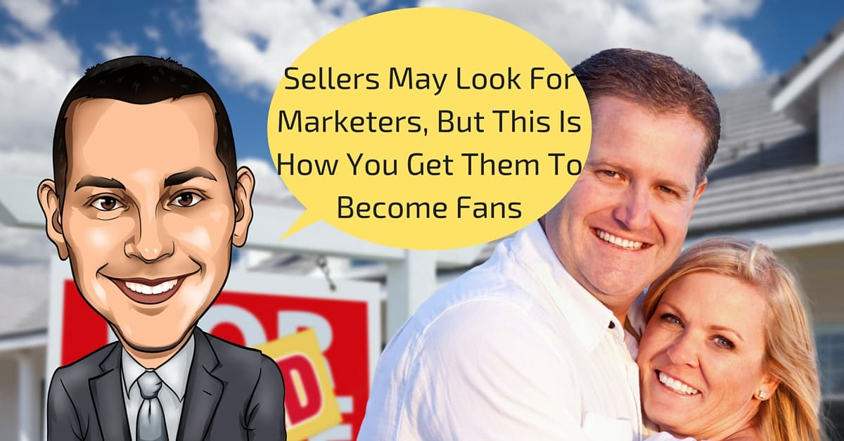 Sellers May Look For Marketers, But This Is How You Turn Them Into Fans
