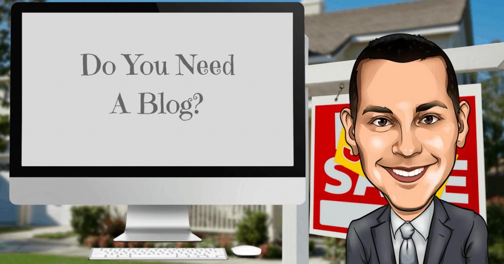 Do You Need A Blog-