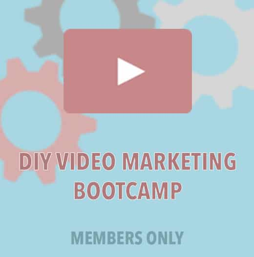Training Course: The DIY Video Marketing Boot Camp