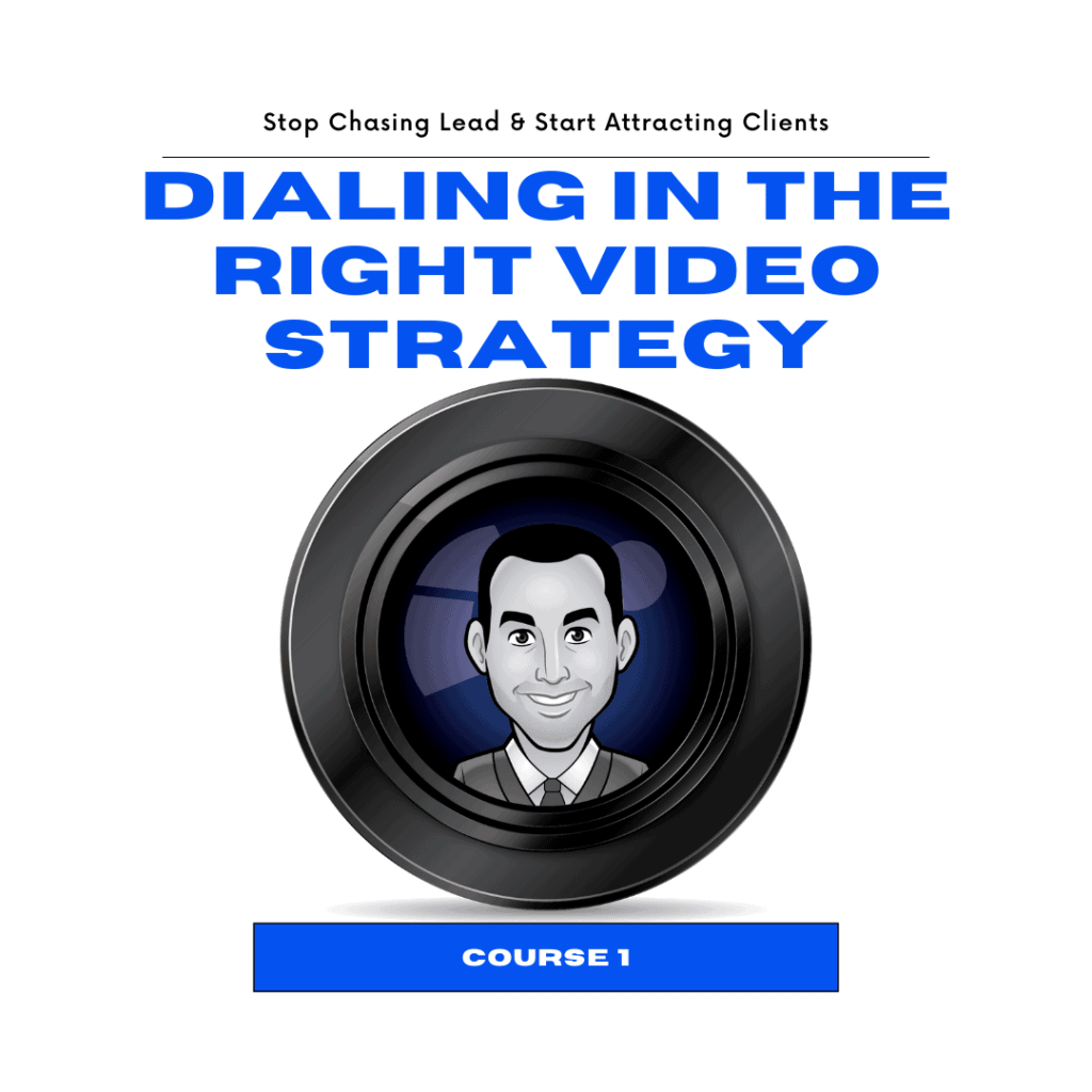 Dialing In The Right Video Strategy For You