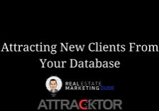 AttractingNewClientsFromYourDatabase