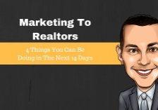 Marketing To Realtors